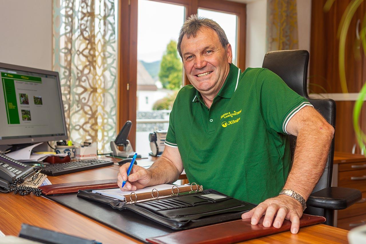 Jürgen König - Geschäftsführer