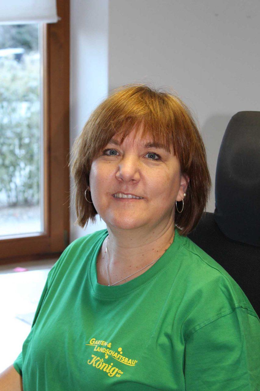 Melanie Lutz – kaufmännische Angestellte
